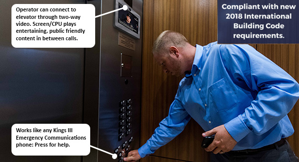 Elevator Video Communication for 2018 IBC Code Update (Part 1)