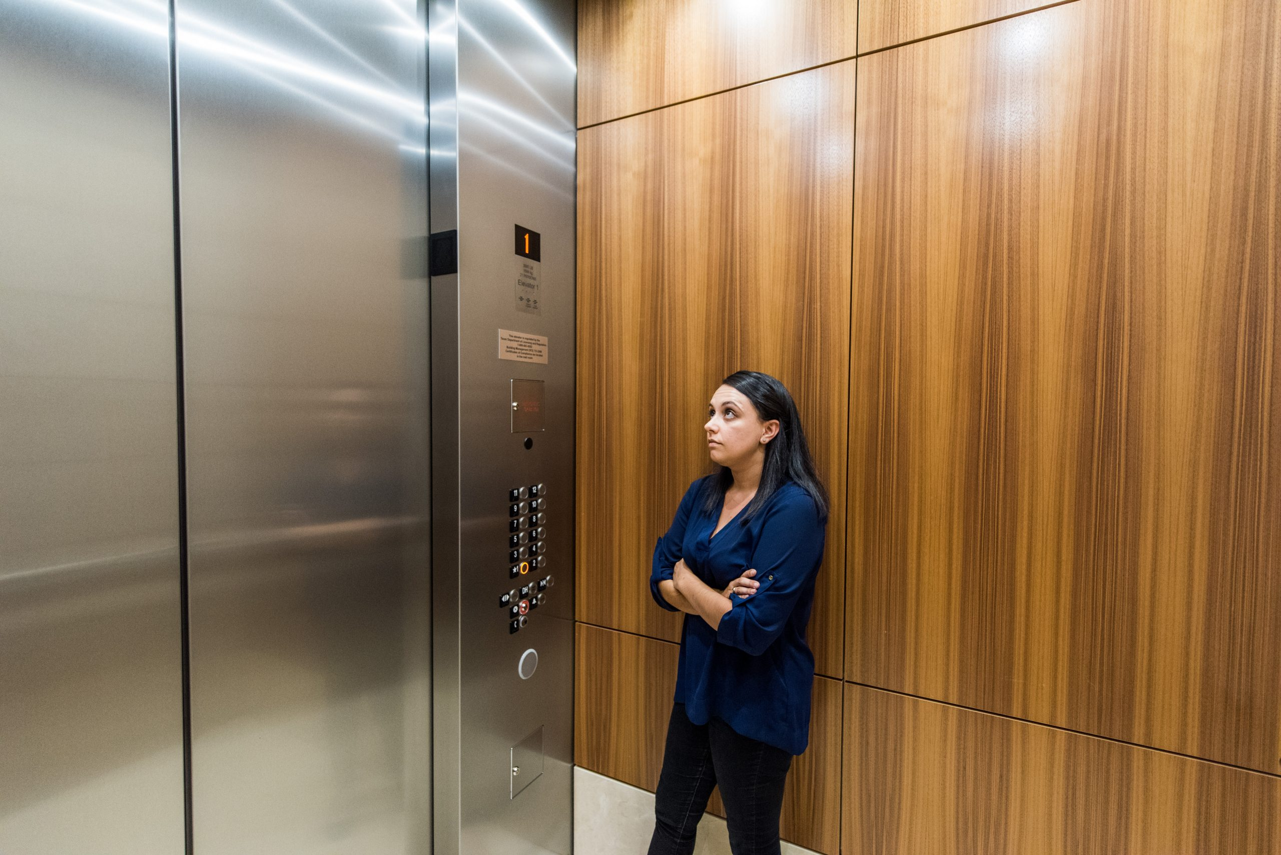 Why Are Some People Afraid of Elevators ?