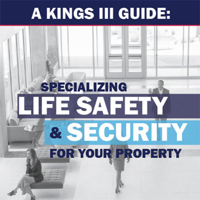 Specializing Life Safety and Security for Your Property