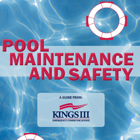 Pool Maintenance and Safety Summary
