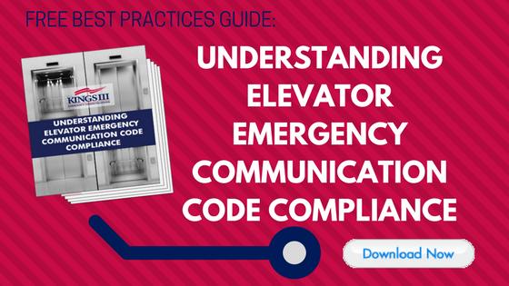 Understanding Elevator Emergency Communication Code Compliance