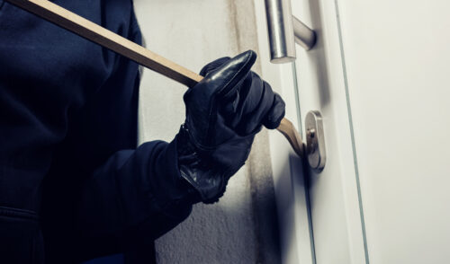 Dealing with Burglary as a Property Manager