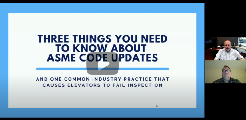 Three Things You Need To Know About ASME 2019 Code Updates
